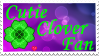 CutieClover Stamp by KJsPlace
