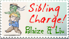 Comm: BlaizeLiu Stamp by KJsPlace