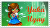 Comm: OC Yuka Stamp by KJsPlace