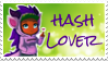Comm: Hash Lover! Stamp by KJsPlace