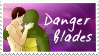DangerBlades Stamp by KJsPlace