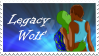 LegacyWolf Stamp by KJsPlace