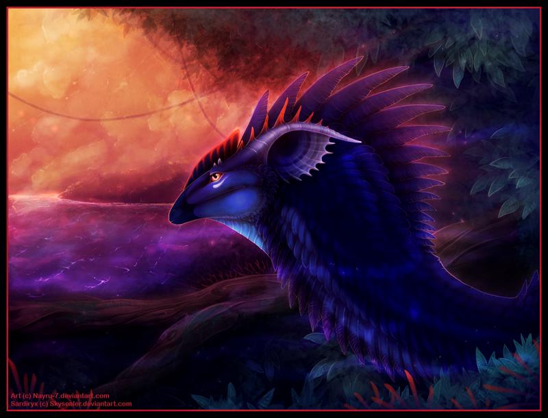 Sardiryx by Lynayru
