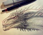 Drogon Sketch