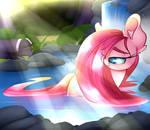 Pinkie pond