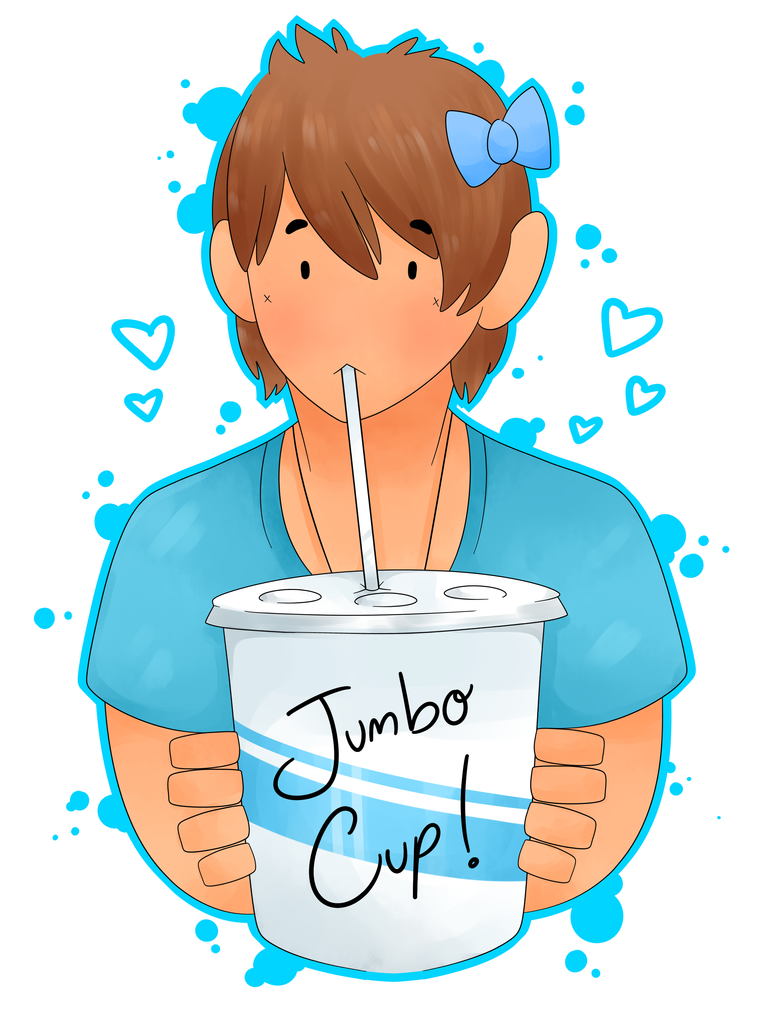 Jumbo Cup by Lexi247