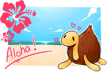 Alolan Shuckle by LexisSketches