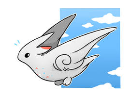 Togekiss 2 by LexisSketches