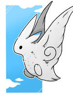 Togekiss 1 by LexisSketches