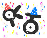 Unown Party