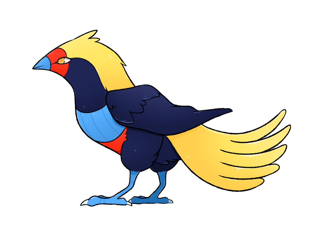 Splendifowl Commission by LexisSketches