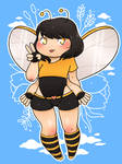 Chiibee by LexisSketches