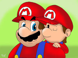 PiT: Mario and Baby Mario