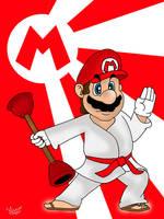 Mario-san by mariotime92