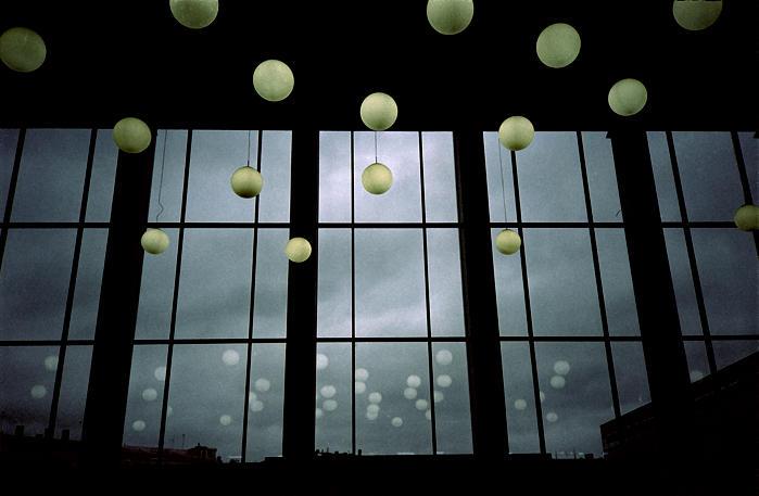 latvian lights by MrKainulainen