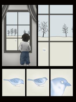 Hoofprints on the Attic Floor - Page 5