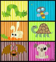 Animals by Juliejxk