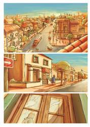 Tras un resplandor - pagina 1 by Razhiel-Nan