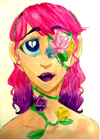 Broken Beauty by Wornox