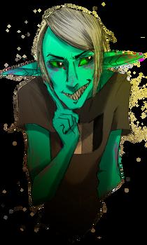 Mischievous Trickster