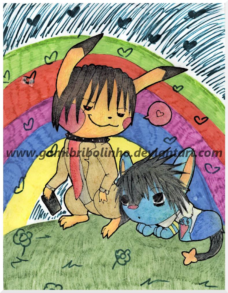 DN: Pokemon. by Gamibrii