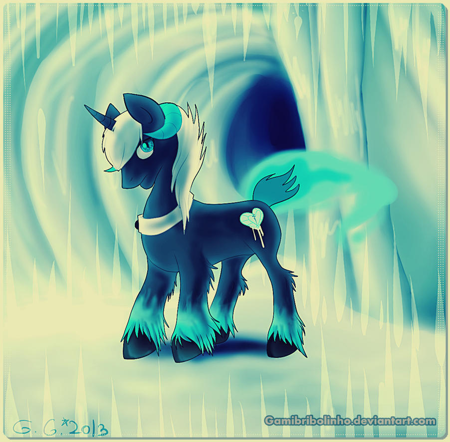 .:Com:. The Ice Prince by Gamibrii