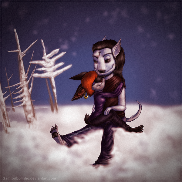 Warm Winter by Gamibrii