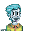 Commission - Billy pixel by Gamibrii