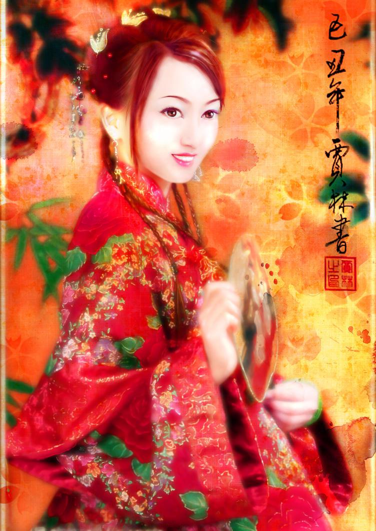Kineska poezija Traditional_chinese_girl_by_johnnyowx-d2xw1f3