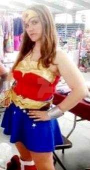 Wonder woman Cosplay #3 by belldandyamz