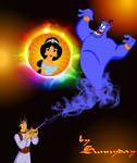 Aladdin's Wish by sunnyday2000