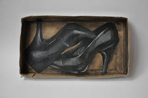 Shoe box (close-up)