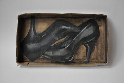 Shoe box (close-up) by CyclopBunny