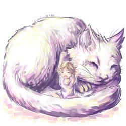 Sleep Well 3 by MephistoNoSabaku