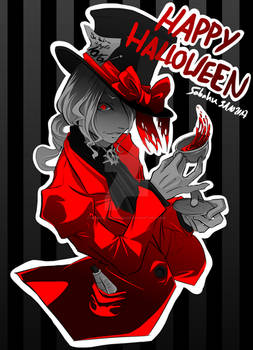 Happy Halloween 2017 - in this style, 10/6