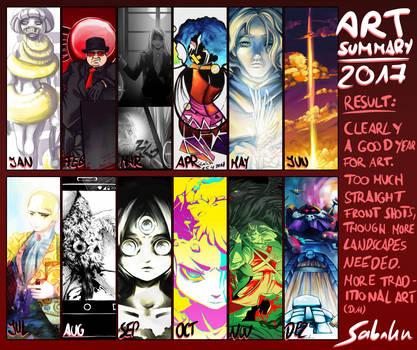 ART SUMMARY 2017
