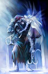 Here comes the bride by MephistoNoSabaku