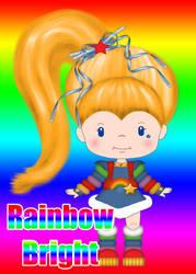 Rainbow Bright by EllaVonEvil