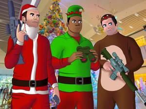 A Christmas Heist