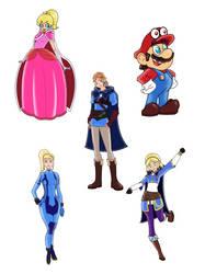 The Nintendoes
