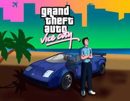 Tommy Vercetti-GTA Vice City
