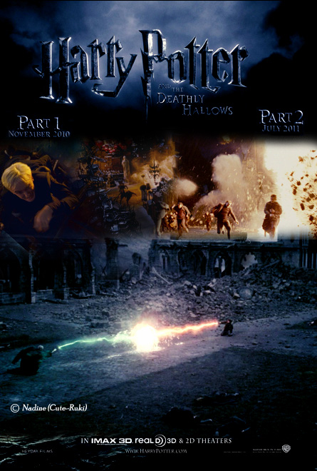 HP 7: Poster by Cute-Ruki