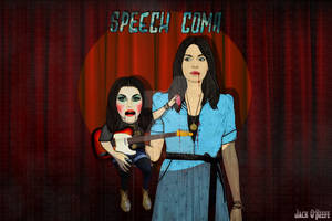 Blood Red Shoes - Speech Coma