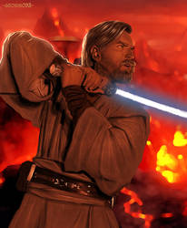 ''i Have Failed You,anakin.. by geosis093