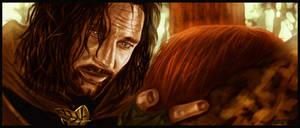 Boromir's Departure!!