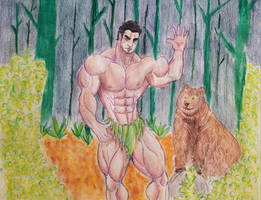 The Bear in Nature
