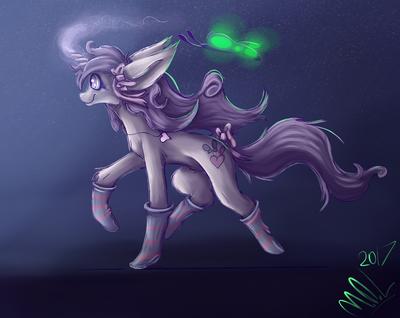 Moonlight  - gift for RocealiaStars by ViaraAmethyst