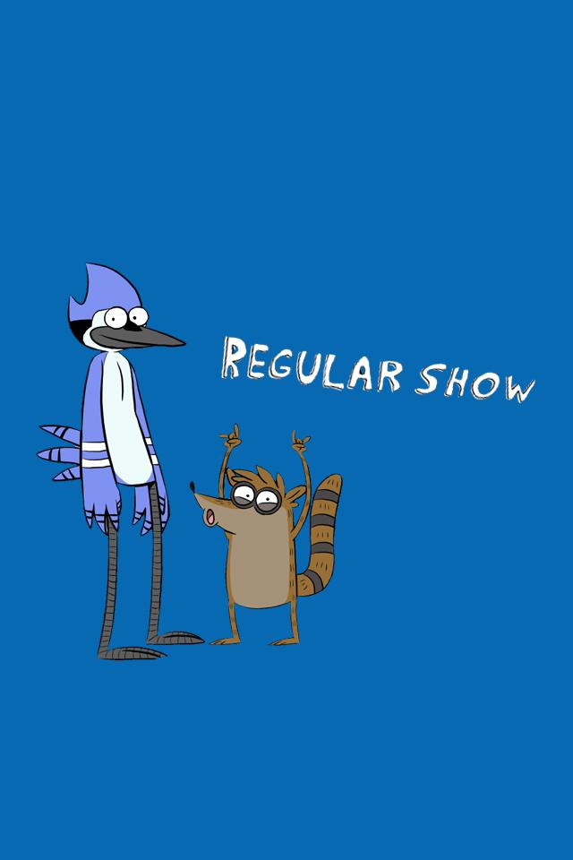 The Regular Show iPhone Wallpaper by xNiall on DeviantArt