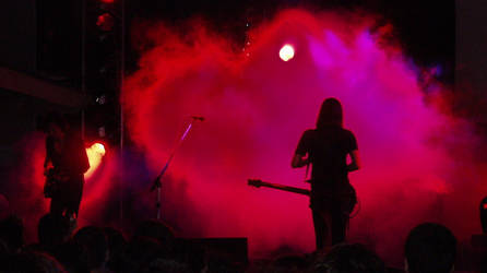 Porcupine Tree Live at Mylos by cyberelf