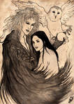 Labyrinth - Jareth and Sarah